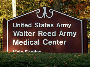 Walter+Reed+Army+Medical+Center+Sign