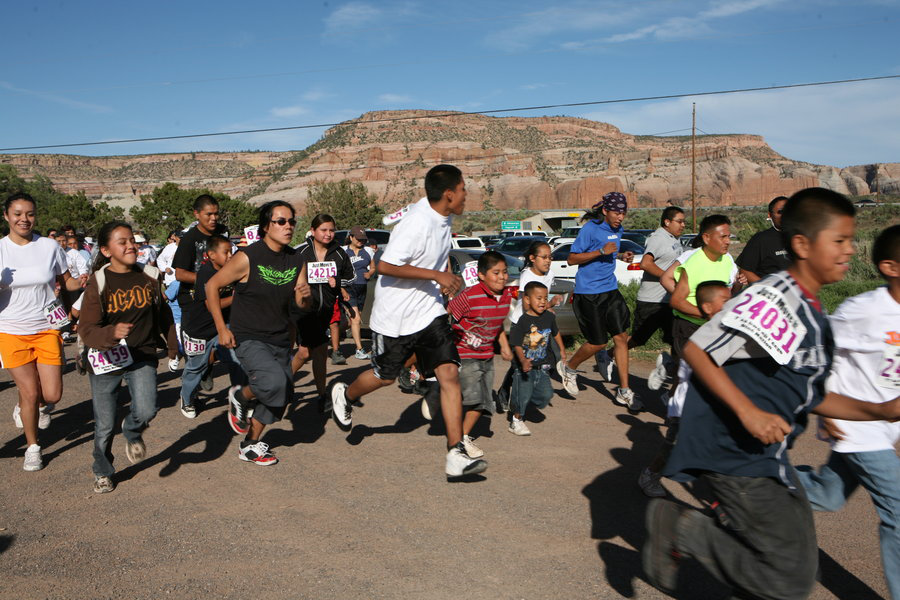 Navajo Nation Uses Zumba to Curb Obesity Among Members