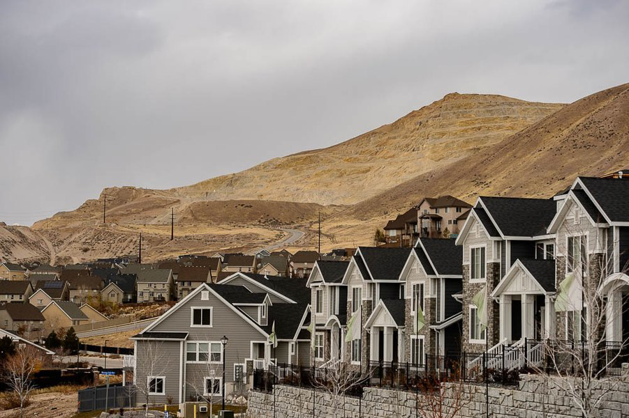State wants to launch a full-blown study of health risks of dust blowing from Point of Mountain