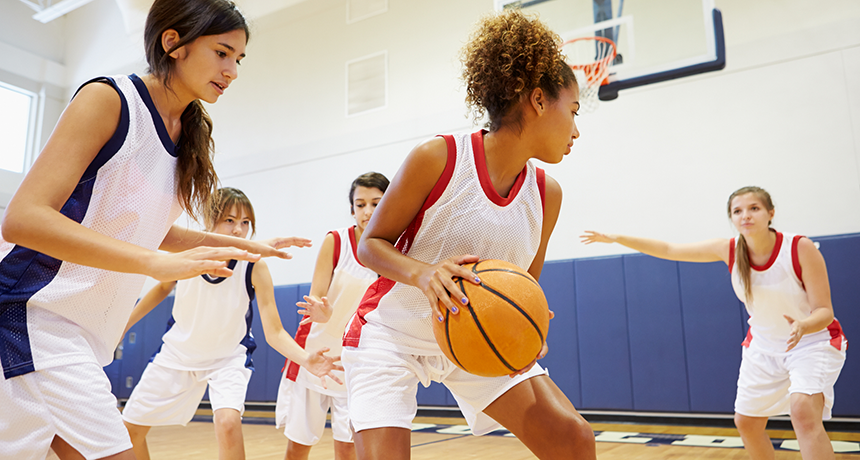 Analyze This: Most teen girls don't meet guidelines for daily exercise