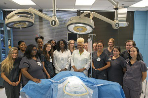 Savannah Technical College's Surgical Technology Program Awarded 10-Year Accreditation